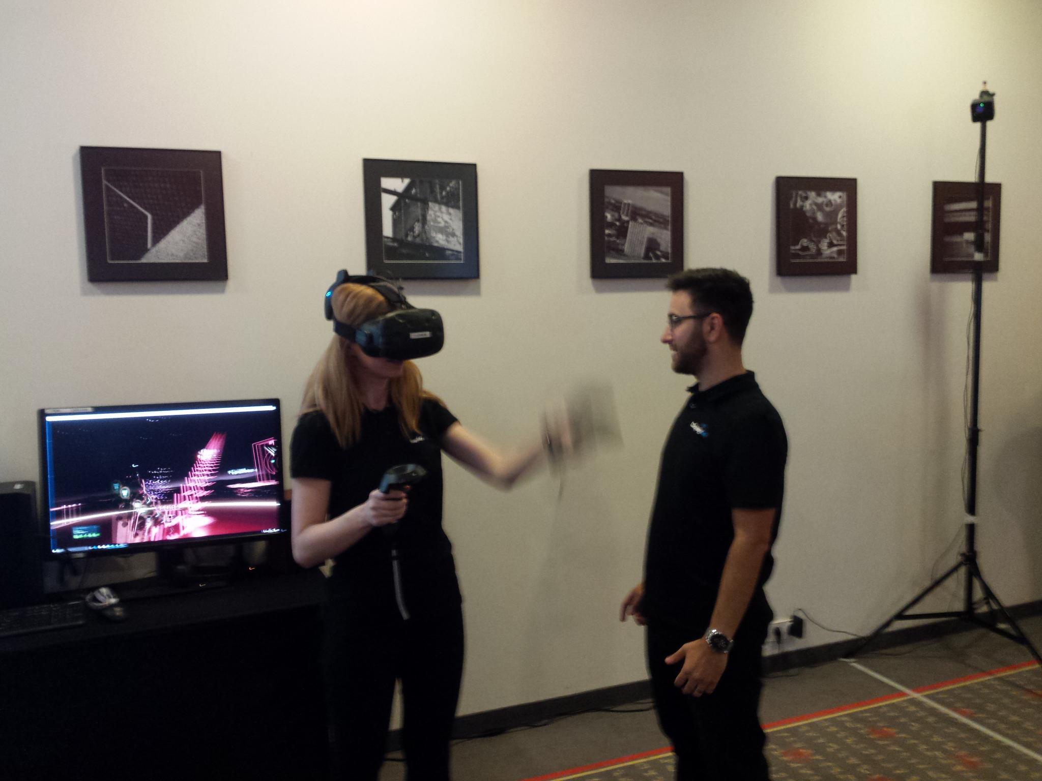DisplayLink VR