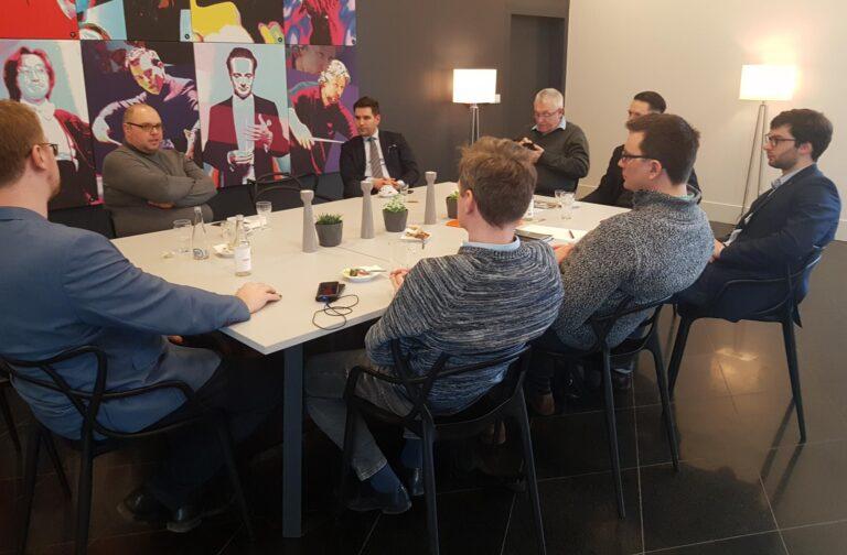 negocjacje w biznesie - relacja ze spotkania TechMine Coffee
