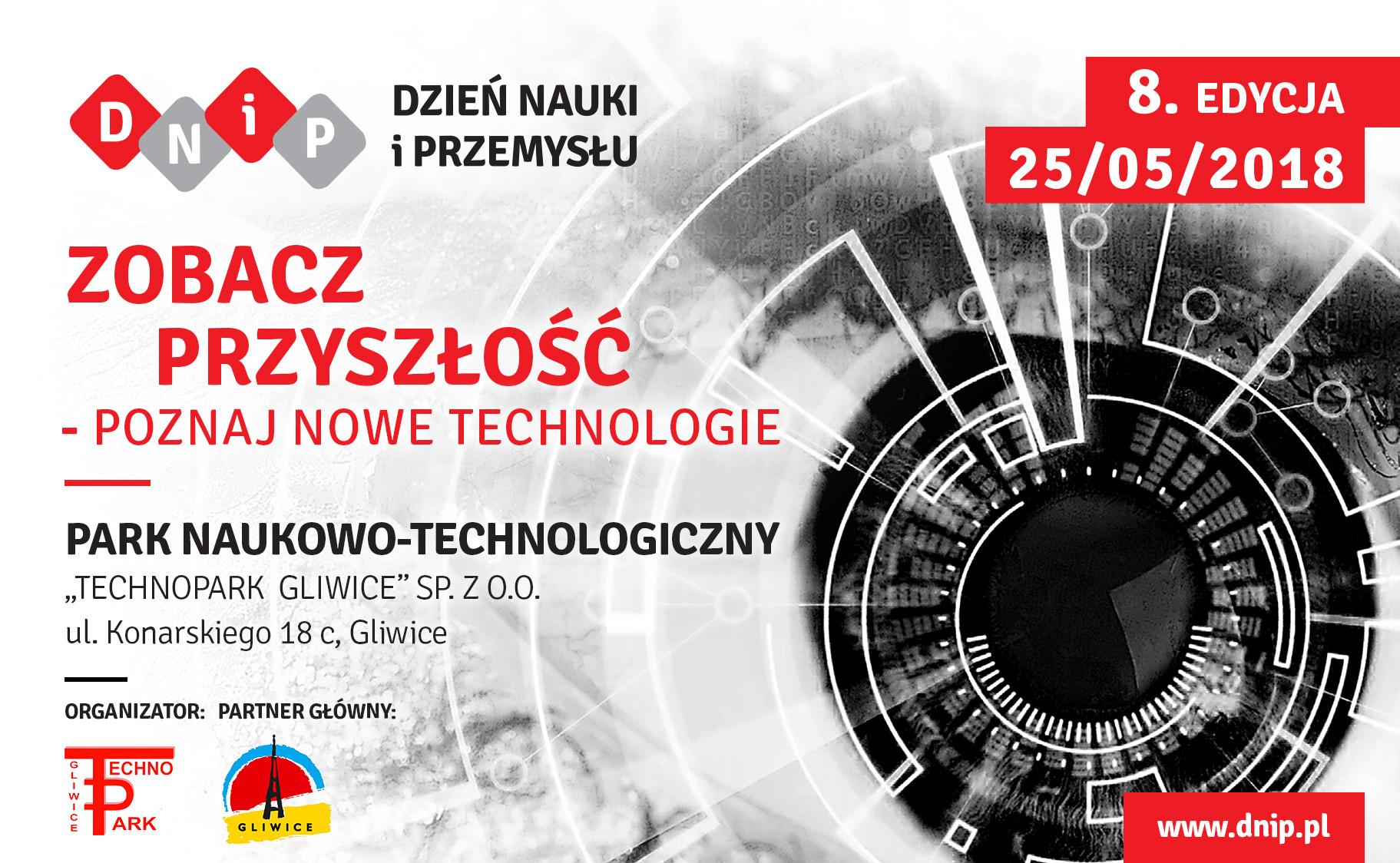 TechMine partnerem  8 Dni Nauki i Przemysłu