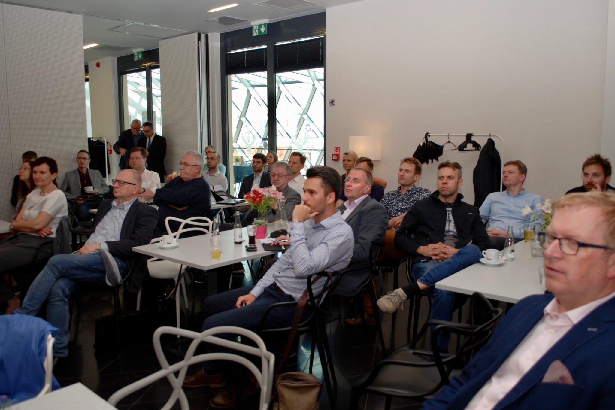 TechMine Grow Fast Case Studies - relacja z wydarzenia