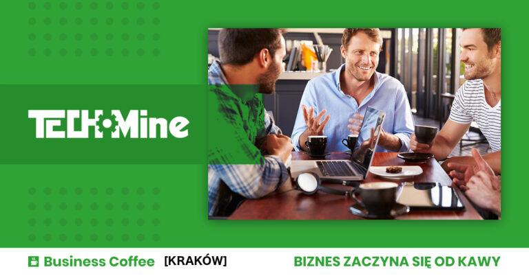 tech mine coffee Kraków