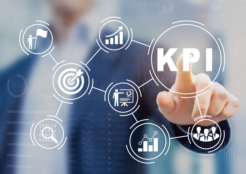 KPI - Kluczowe Wskaźniki Efektywności - 100 przykładów - ebook, pdf
