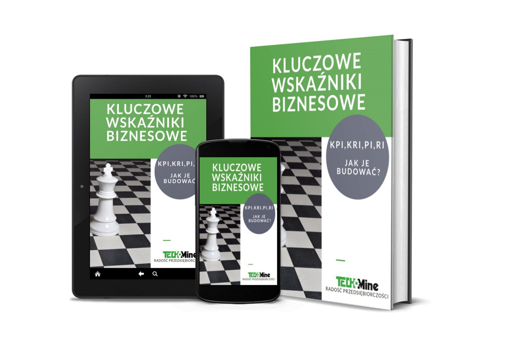 KPI - Kluczowe Wskaźniki Efektywności pdf ebook