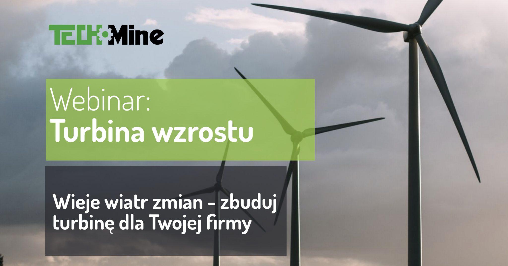 turbina wzrostu webinar